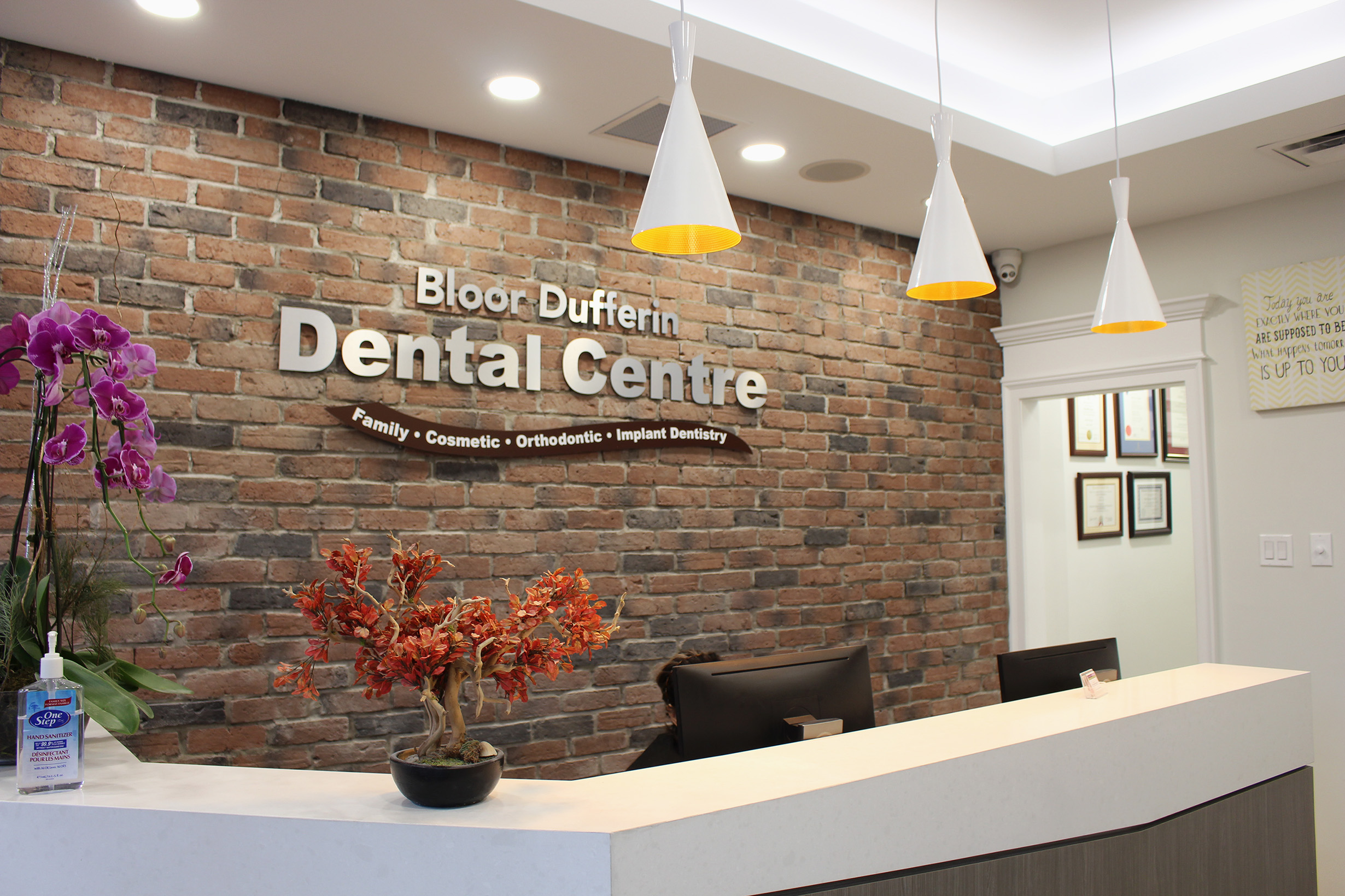 Bloor Dufferin Dental TTC